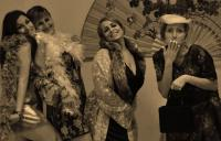 La Zona Tranquilla: Liliana, Fanny, Manon, Ernestina